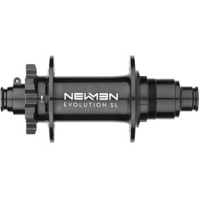 NEWMEN MTB Achternaaf 12x142 J-Bend 6-bouts SL XD boxed, black anodizing - grey